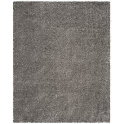 Schmitt Gray Area Rug Rug Size: Rectangle 8 x 10