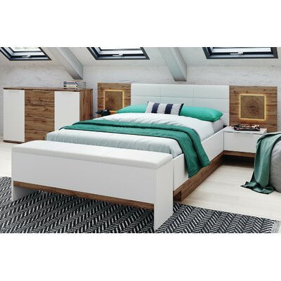Wicker Park Panel Configurable Bedroom Set