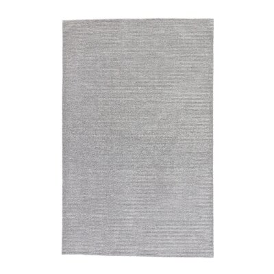 Nico Hand Loomed Glacier Gray/Paloma Indoor Area Rug Rug Size: Rectangle 10 x 14