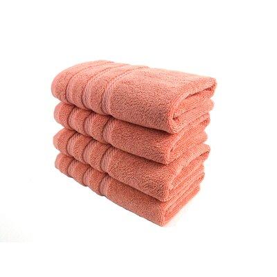 High Plain Hand Towel Color: Rose