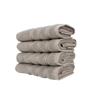 High Plain Hand Towel Color: Taupe