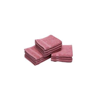 Colunga Wash Cloth Color: Rose