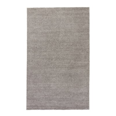 Melbourne Hand-Woven Gray Area Rug Rug Size: Rectangle 10 x 12
