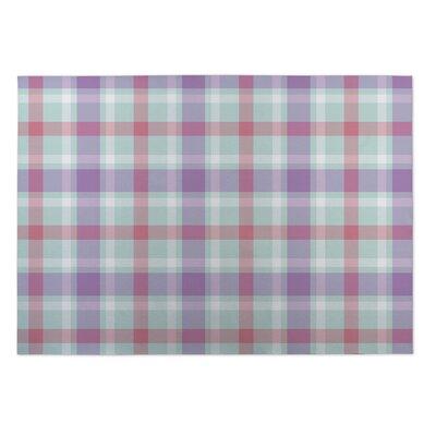 Malvina Plaid Doormat