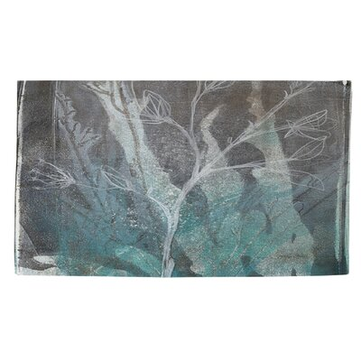 Kinard 4 Blue/Grey Area Rug Rug Size: 2 x 3