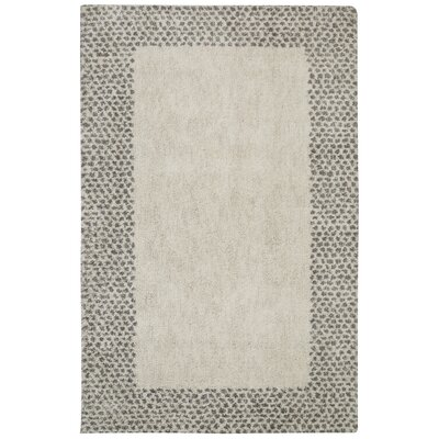 Brano Gray Area Rug Rug Size: Rectangle 5 x 8