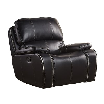 Weddington Rocker Recliner Reclining Type: Manual Recline, Motion Type: Rocker