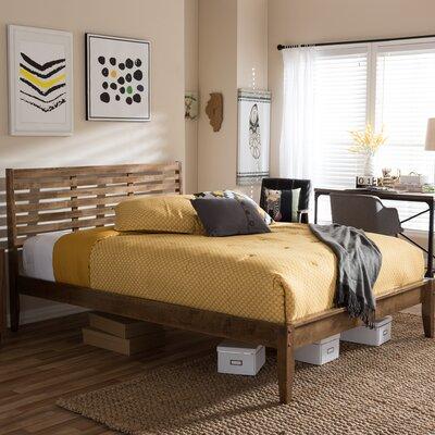 Daria Platform Bed Size: Queen