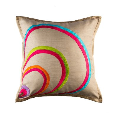 Tejeda Peacock Luck Pillow Cover