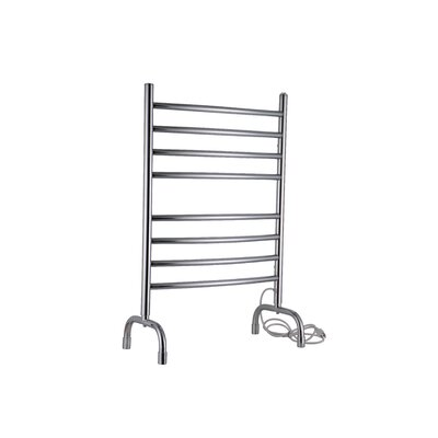 Comfort Floor Mount Electric Towel Warmer