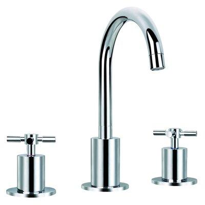 Prima Widespread Double Handle Bathroom Faucet