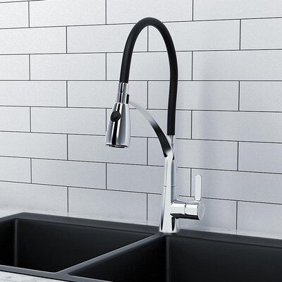 Palermo Single Handle Deck Mounted Kitchen Faucet