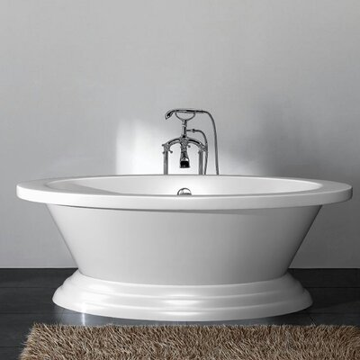 Eva 72 x 24 Freestanding Bathtub