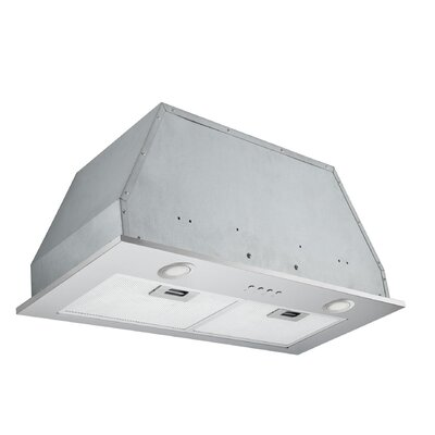 "28"" Inserta Chef 600 CFM Ducted Insert Range Hood AN-1360"