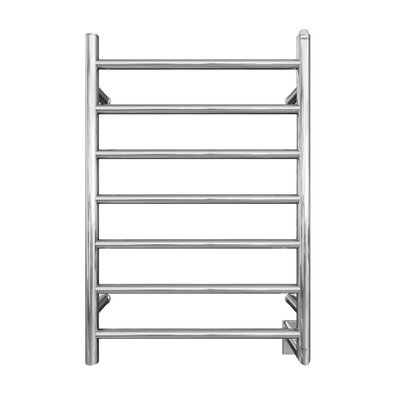 Comfort Wall Mount Electric Towel Warmer Finish: Stainless Steel Polished