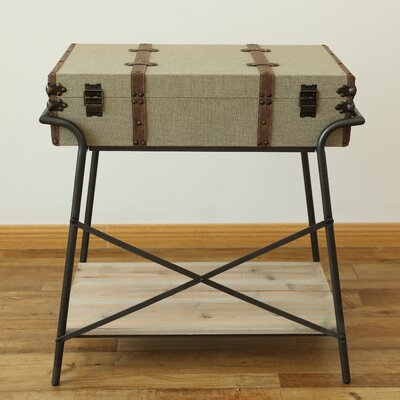 Margrett Storage End Table