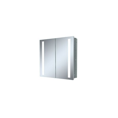 Cedar Grove 30 x 26 Mirror Cabinet with LED Lighting