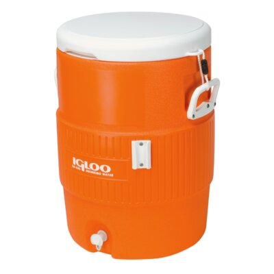 10 Gallon Seat Top With Cup Dispenser 42021