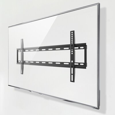 "Fixed Wall Mount for 37""-70"" Flat Panel Screens YKA-BR-3770FX"