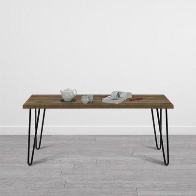 Bronstein Coffee Table Color: Walnut