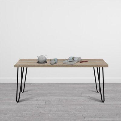 Bronstein Coffee Table Color: Rustic Oak