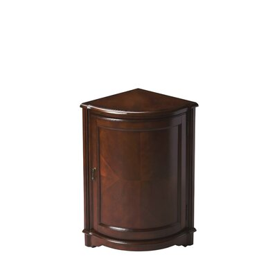 Borgen End Table Color: Plantation Cherry