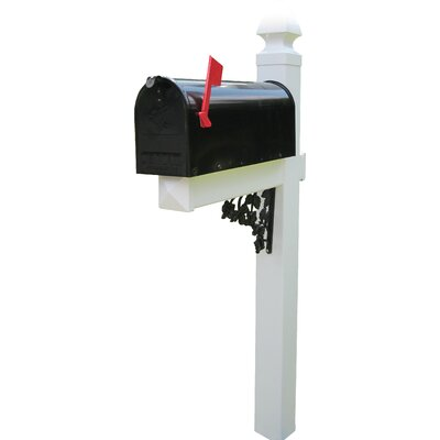 Mailbox with Post Included MB_Pocono