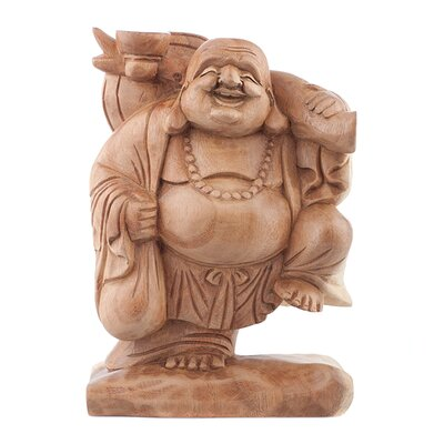 Littletravel Buddha Figurine