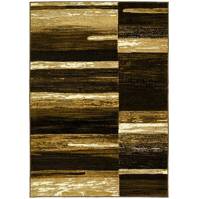 Chocolate Area Rug Rug Size: 8' x 10'