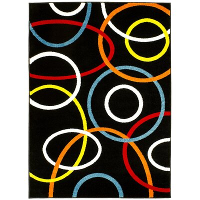 Area Rug Rug Size: Rectangle 8 x 10