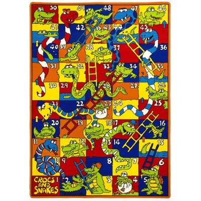 Indoor/Outdoor Area Rug Rug Size: 5 x 7