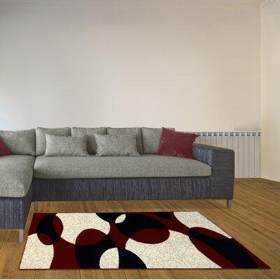 Beige Area Rug Rug Size: 3 x 5