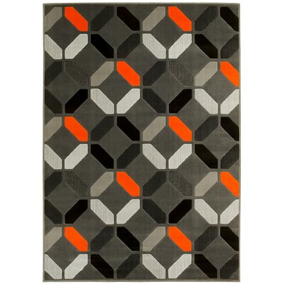 Ronin Gray Area Rug