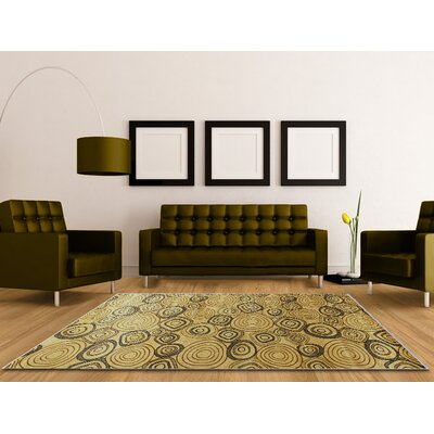 Cream Area Rug Rug Size: 4 x 6