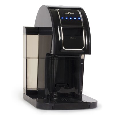 Touch - 1-Cup Coffeemaker - Black T214B