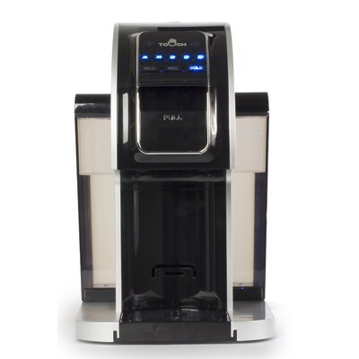 Coffee Maker Color: Black/Silver T414S