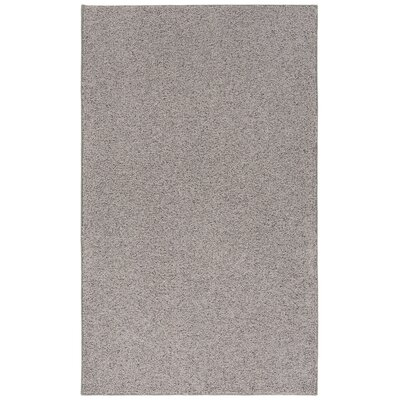 Room Accent Gravel Stone Area Rug Rug Size: 9 x 12