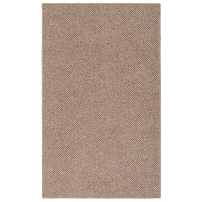 New Zealand Wool Mocha Latte Area Rug Rug Size: 8 x 10