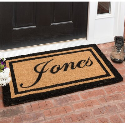 YourOwn Custom Welcome Doormat