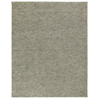 PureSoft Shaggy Beige Area Rug Rug Size: Rectangle 8' x 12'