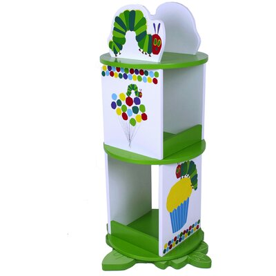 "The Very Hungry Caterpillar 30.8"" Revolving Bookcase S201"
