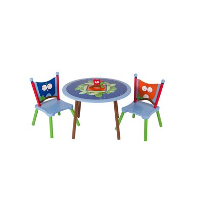 Levels of Discovery Owls Kids' 3 Piece Table and Chair Set at Sears.com