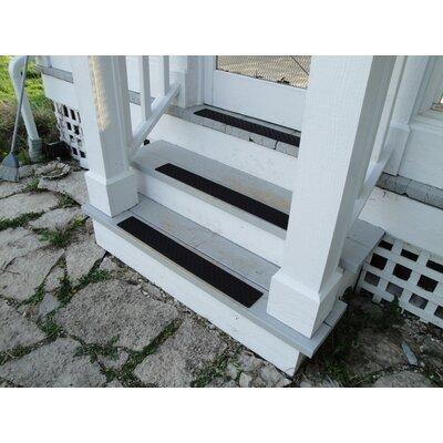 Black Stair Tread