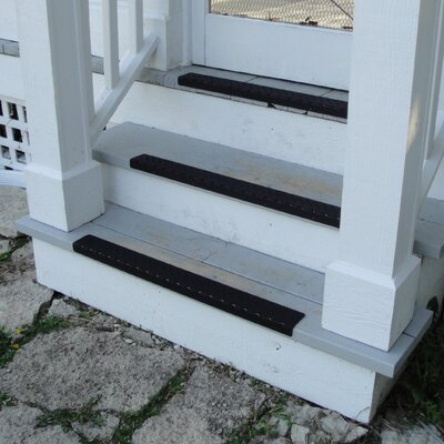 Black Nosing Stair Tread