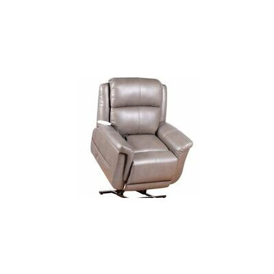 Norwich Power Lift Recliner Upholstery: Bravo Ash