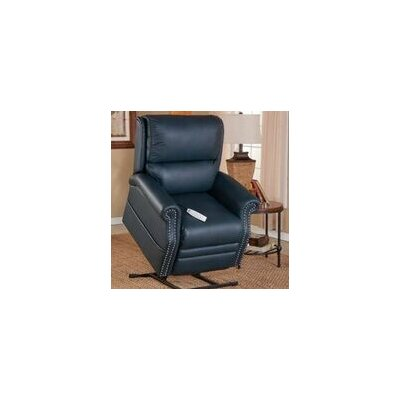 Sheffield Power Lift Recliner Upholstery: Viva Kelp