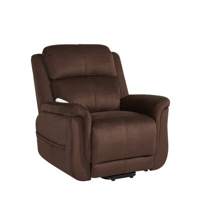 Hampton Infinite Position Lift Chair Color: Wellspring Walnut