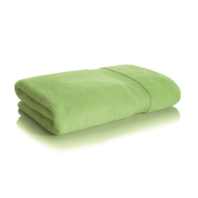 Mesa Bath Sheet Color: Lime