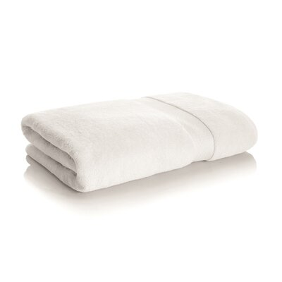 Mesa Bath Sheet Color: White