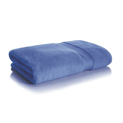 Mesa Bath Sheet Color: Bright Blue